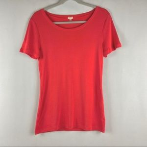 NWT J. Crew Factory Short Sleeve Basic Tee